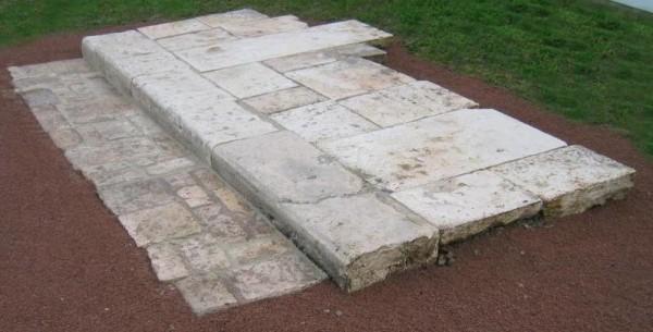 pierres anciennes de bourgognes