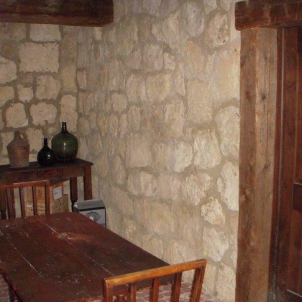 pierre de parement intérieur