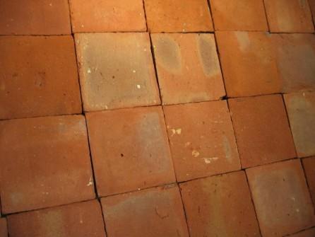 Antique Reclaimed Terracotta Tiles Large Format