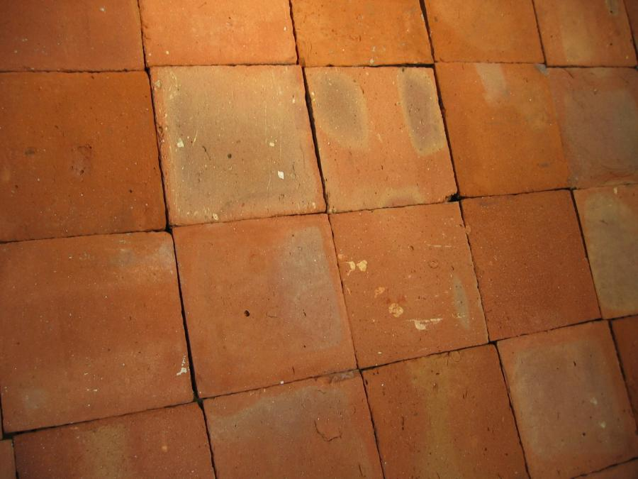 Antique Reclaimed Terracotta Tiles Large Format Bca