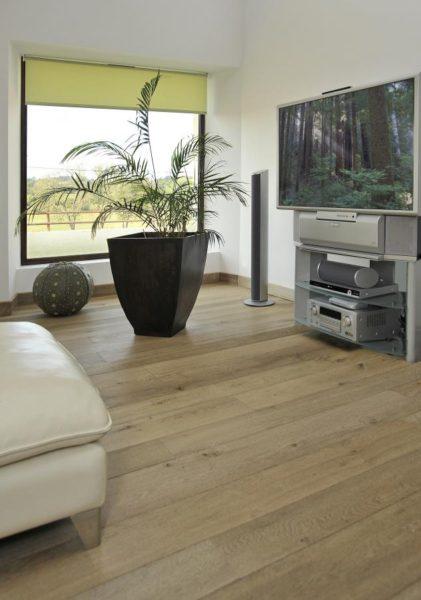 "titania plancher Chene, parquet vieilli / wide oak ""Titania"" floorboards"