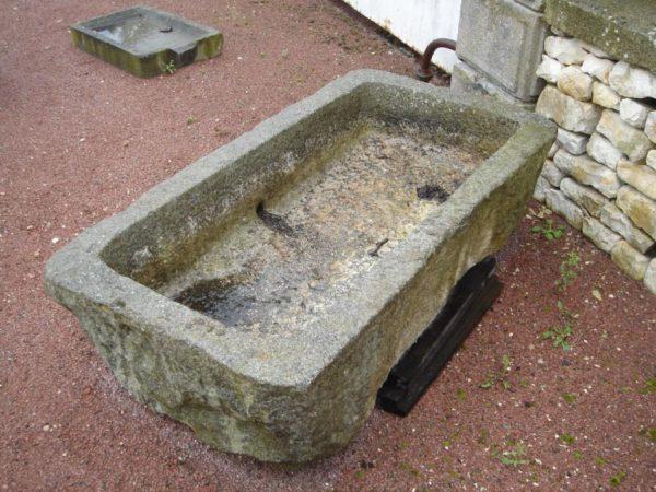 auge ancienne bac granit ancien