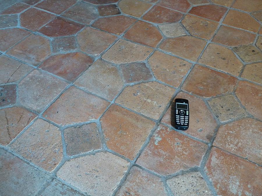 Antique French Terracotta Floors French Terracotta Tiles