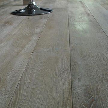 plancher chêne vieilli