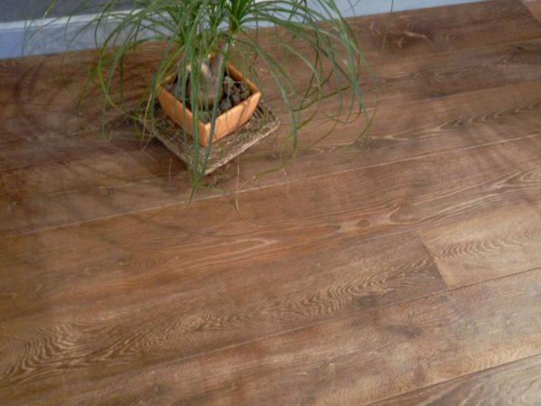Piment plancher chêne vieilli / Piment antiqued oak flooring