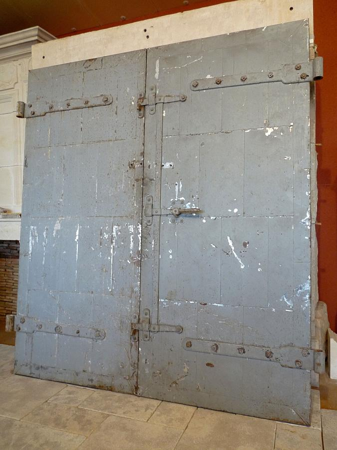 Antique Doors From Loire Mill Bca Mat 233 Riaux Anciens