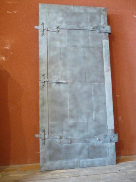 Portes anciennes en vieux bois