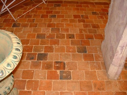 Antique Terra Cotta Tiles