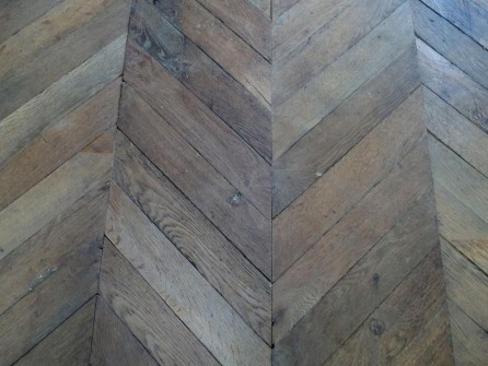 antique reclaimed french oak chevron parquet from france. Black Bedroom Furniture Sets. Home Design Ideas