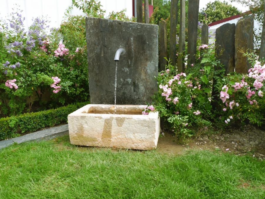 Garden Fountain Bca Mat 233 Riaux Anciens