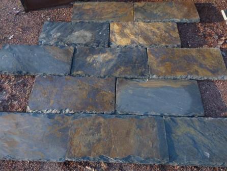 Schist Rustic Slate Paving