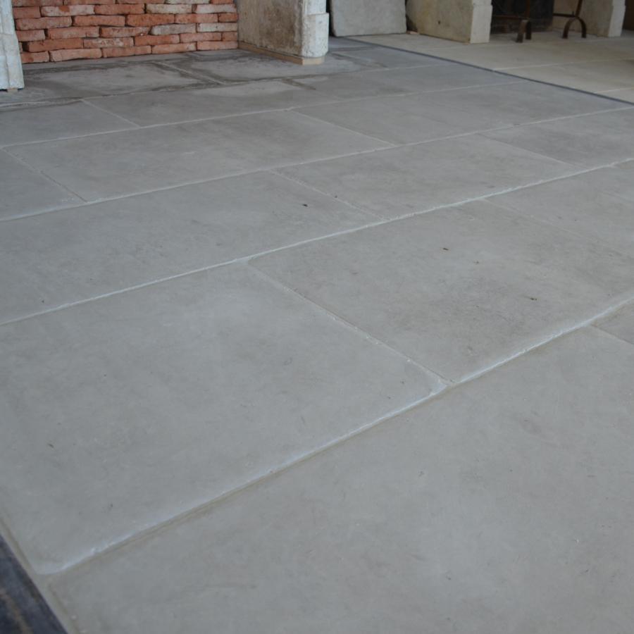 Cool Floors: Natural Limestone Flagstones