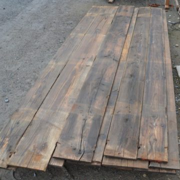 Reclaimed Pine Wagon Board Cladding