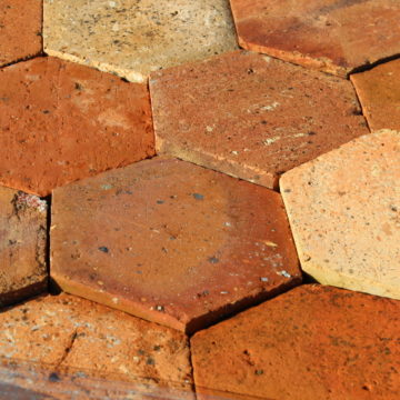 Reclaimed terracotta tiles - Reclaimed quarry tiles | BCA