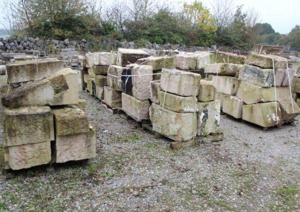 pierre calcaire ancien taille