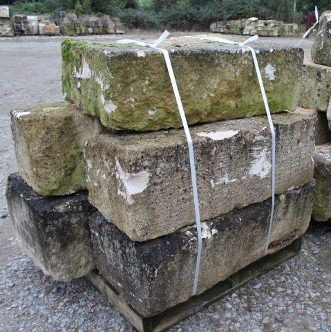 Bloc de pierre de taille
