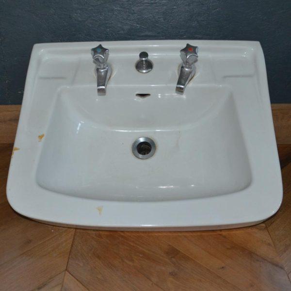 lavabo ancien blanc