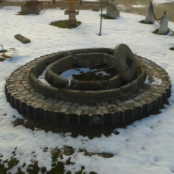 gadage ancien granit