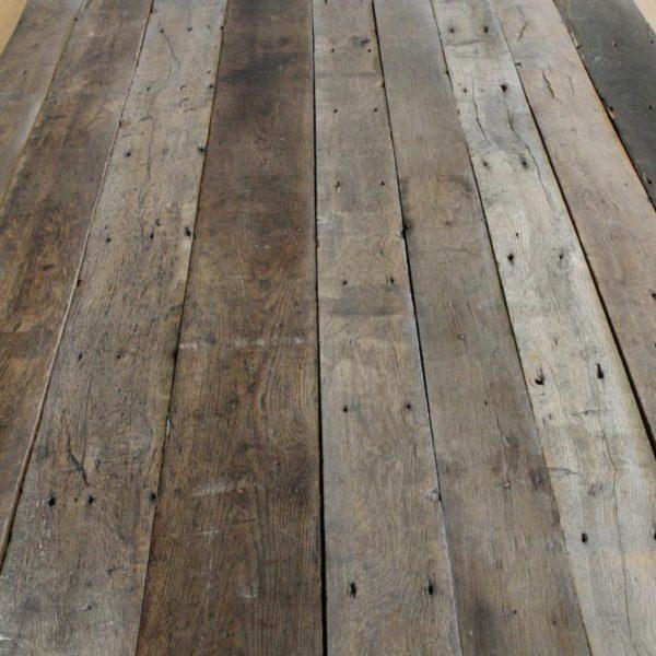 Antique French Oak Floorboards