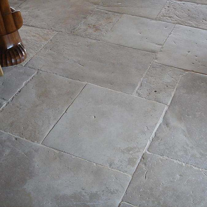 Antique Limestone Flagstone Floors