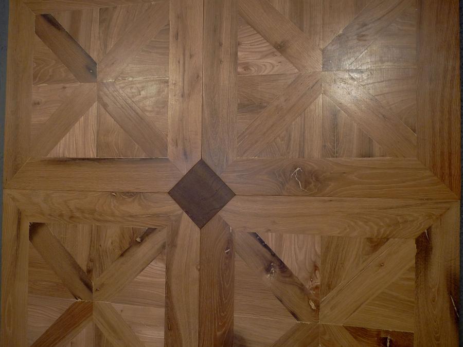 Antique Oak Floor Panels French Parquet Panels Bca