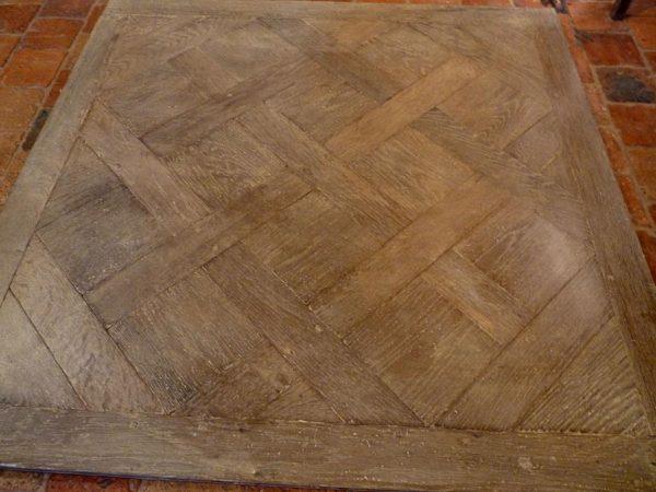panneaux Versailles chene vieilli / oak Versailles panels