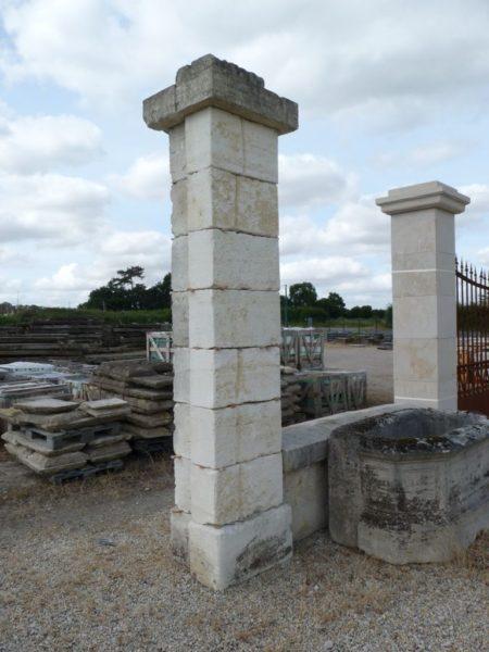 Antique Century gates