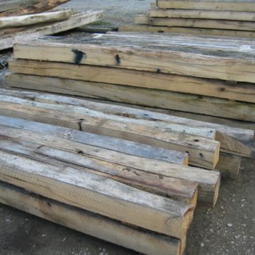 France's best stocks of antique reclaimed beams