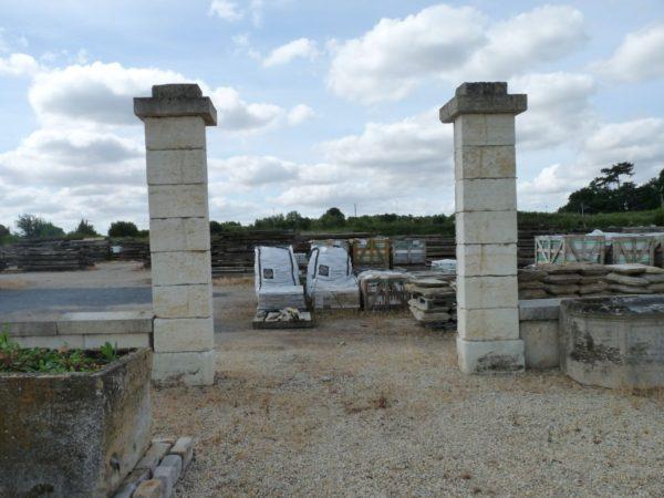 French Century gates