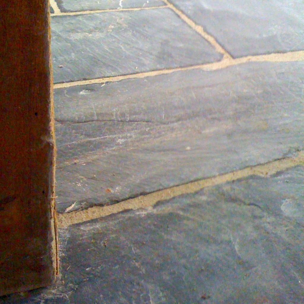 Reclaimed Slate Schist Flagstones