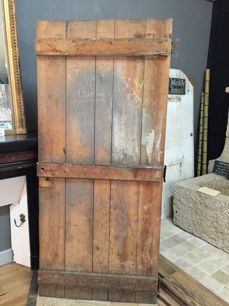 Antique French Pine Doors