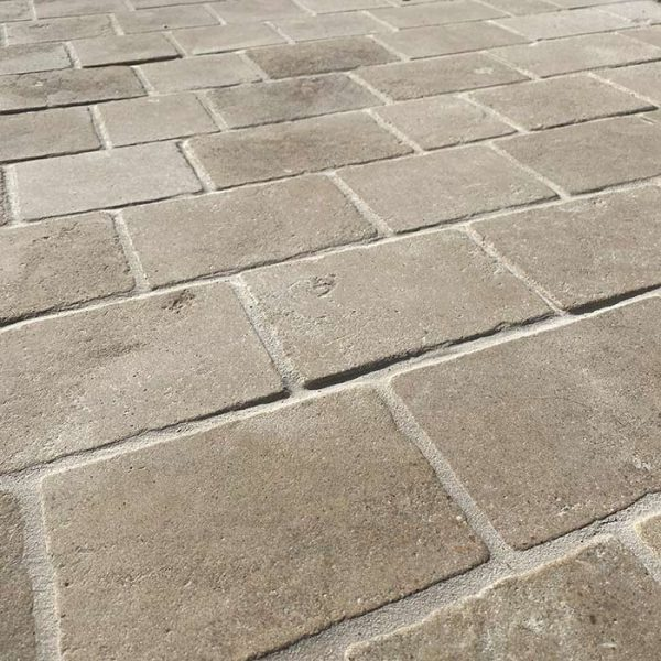 mera beige limestone pavers