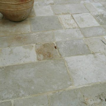 reclaimed genuine paving antique type