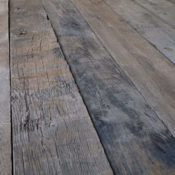 reclaimed oak wagon boards