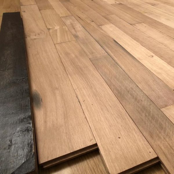 reclaimed old parquet mostly hundreds years