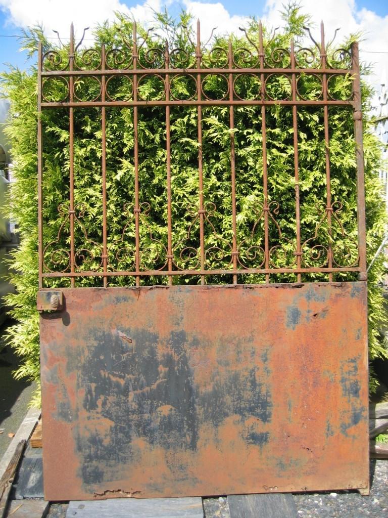 Antique Garden Gate Bca Mat 233 Riaux Anciens