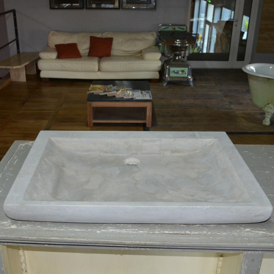 Reclaimed Stone Sink : Stone sink in limestone Add to bookmark