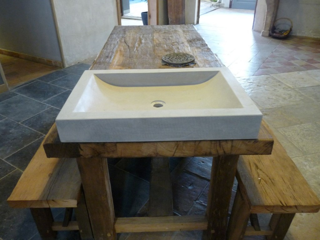 Reclaimed Stone Sink : stone sink or washbasin ask for the price stone sink or washbasin ...