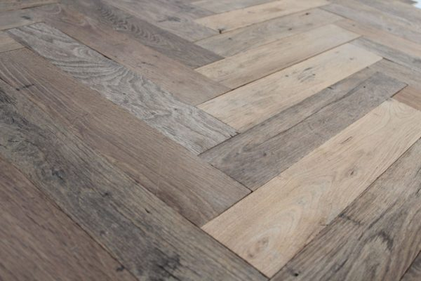 Antique reclaimed French oak