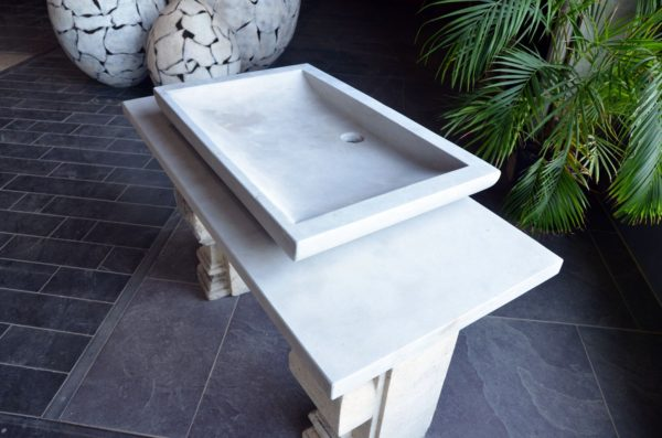 antique Stone washbasin