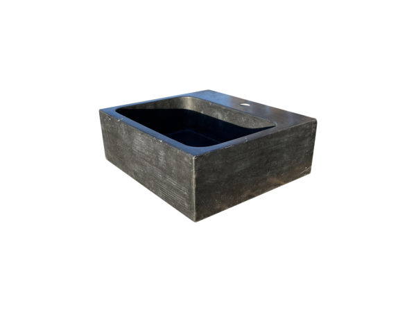 bluestone wash basin
