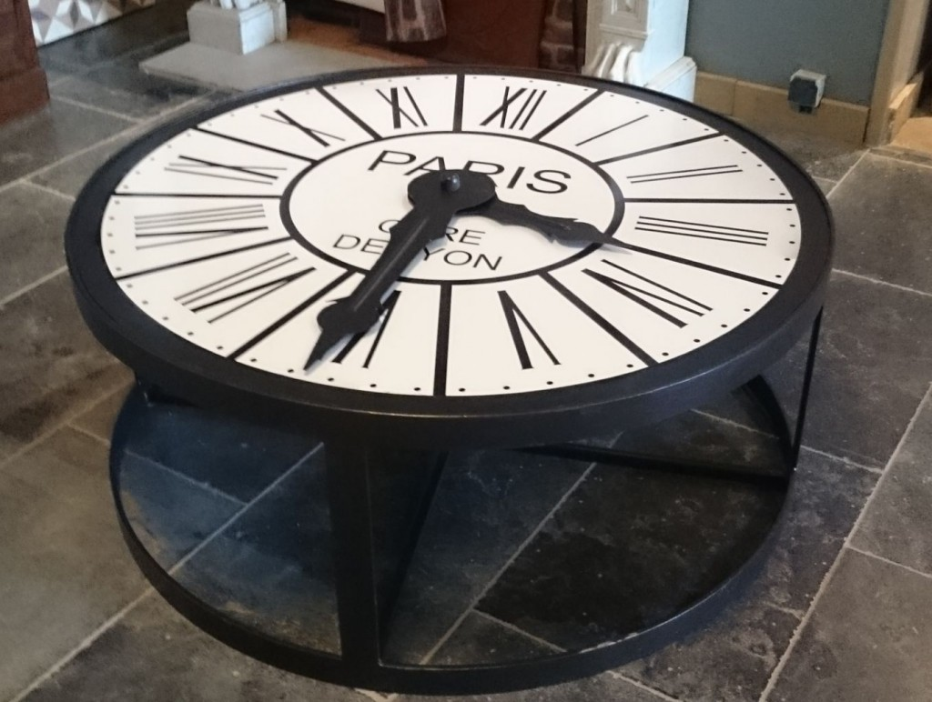 Table ronde deco - Table ronde vintage ...