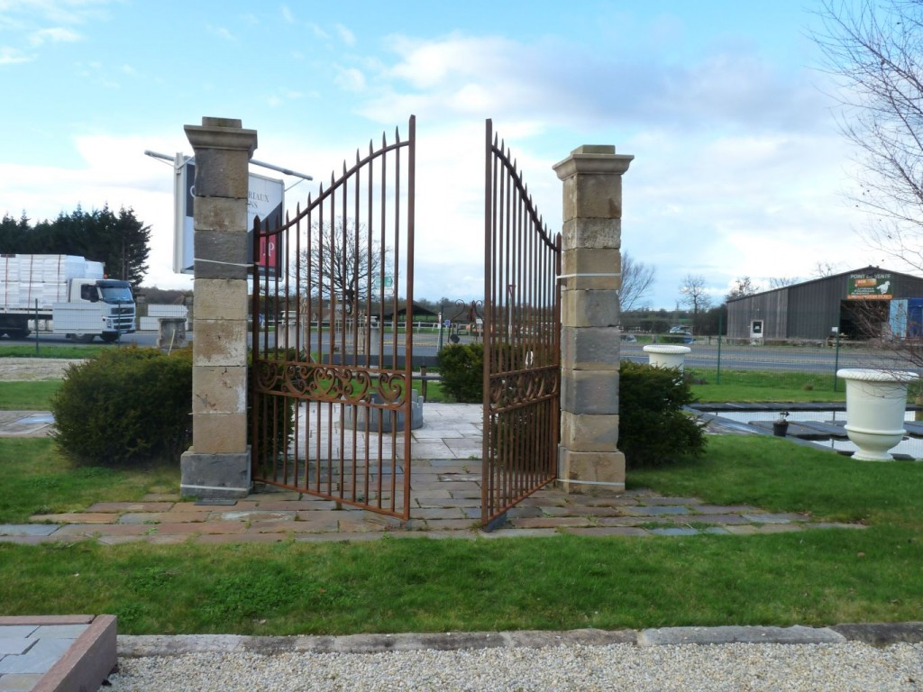 Traditional Entrance Gates