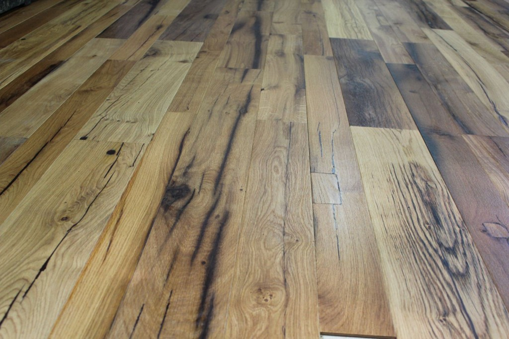 Engineered Reclaimed Oak Flooring