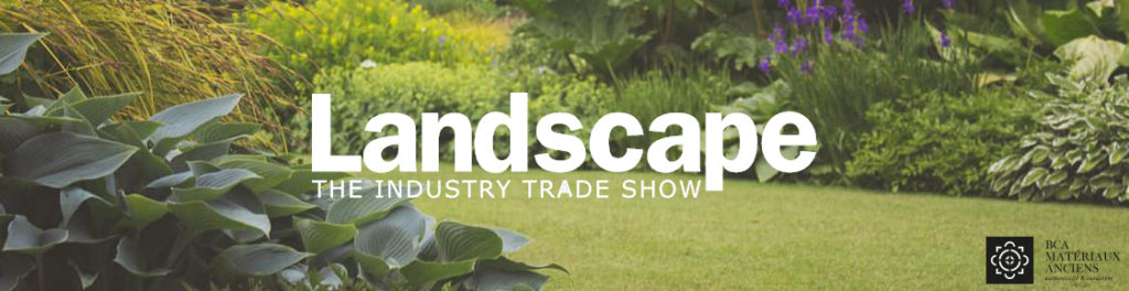 Landscape show with BCA Antique Materials