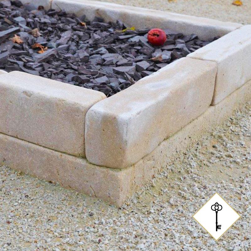 Antique finish Patrimoine blocks