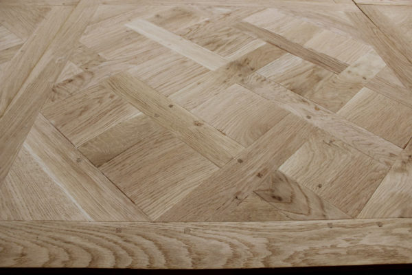 Versaille panels in new oak wood