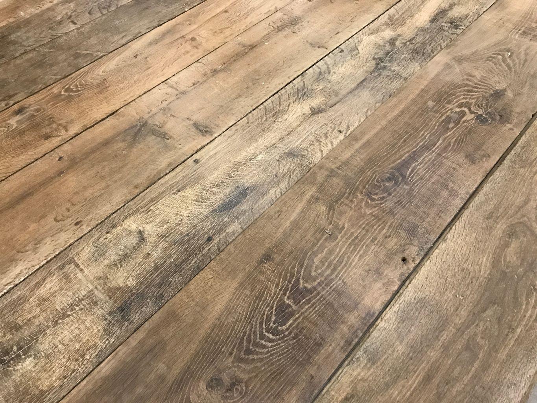 genuine antique reclaimed french oak floorboards bca materials. Black Bedroom Furniture Sets. Home Design Ideas