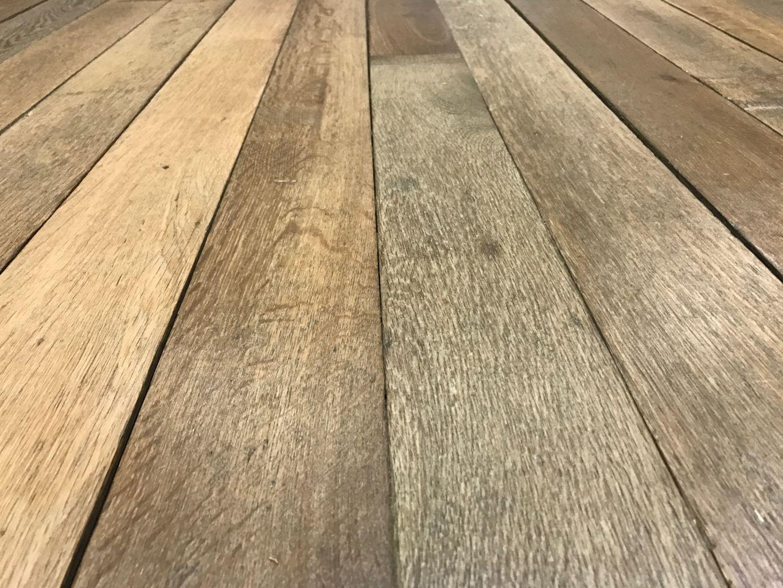 Reclaimed French Oak Parquet Flooring