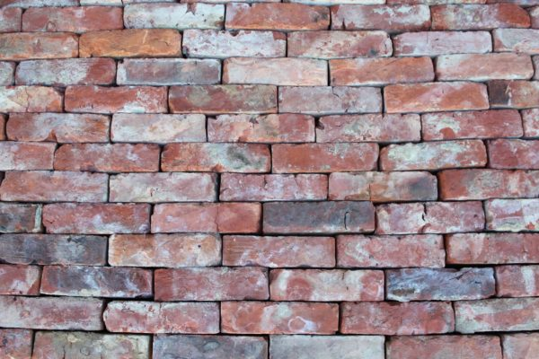 reclaimed french bricks